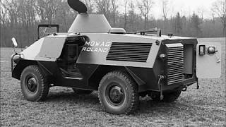 MOWAG Tanks & Trucks