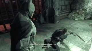 Batman Arkham Origins PC Gameplay