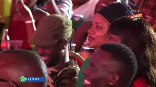 Alex Muhangi Comedy Store June 2018 - Madrat & Chiko