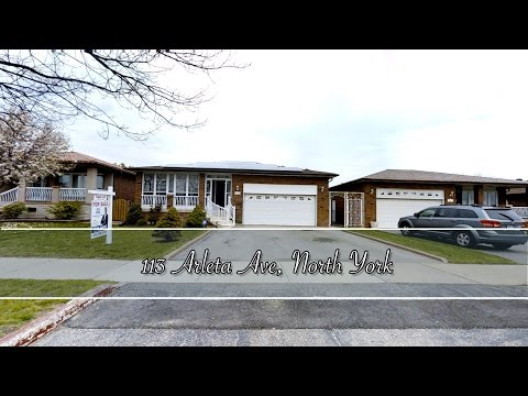 113 Arleta Ave, North York