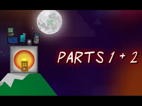 The Object Show Movie: Parts 1 and 2