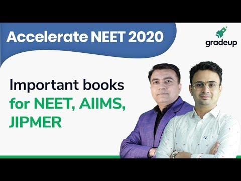 NEET 2020 | Class 7 | Important Books For NEET, AIIMS,JIPMER