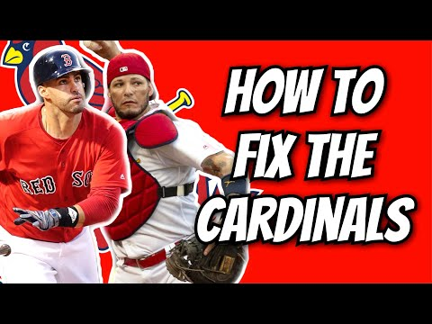 HOW TO FIX THE ST. LOUIS CARDINALS