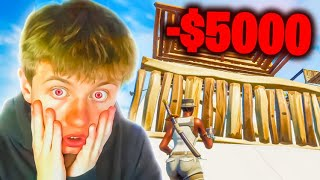 How I Lost $5000 in an Edit Course Tournament...