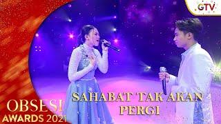 Anneth Feat Betrand Peto Putra Onsu Sahabat Tak Akan Pergi Obsesi Awards 2021 MP3
