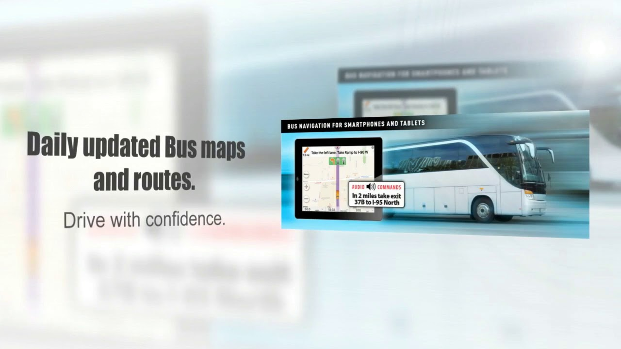 SmartBusRoute - Bus GPS Routing and Navigation - by TeleType