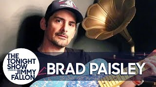 Brad Paisley Ended a Show with a Trip to the E.R. thumbnail