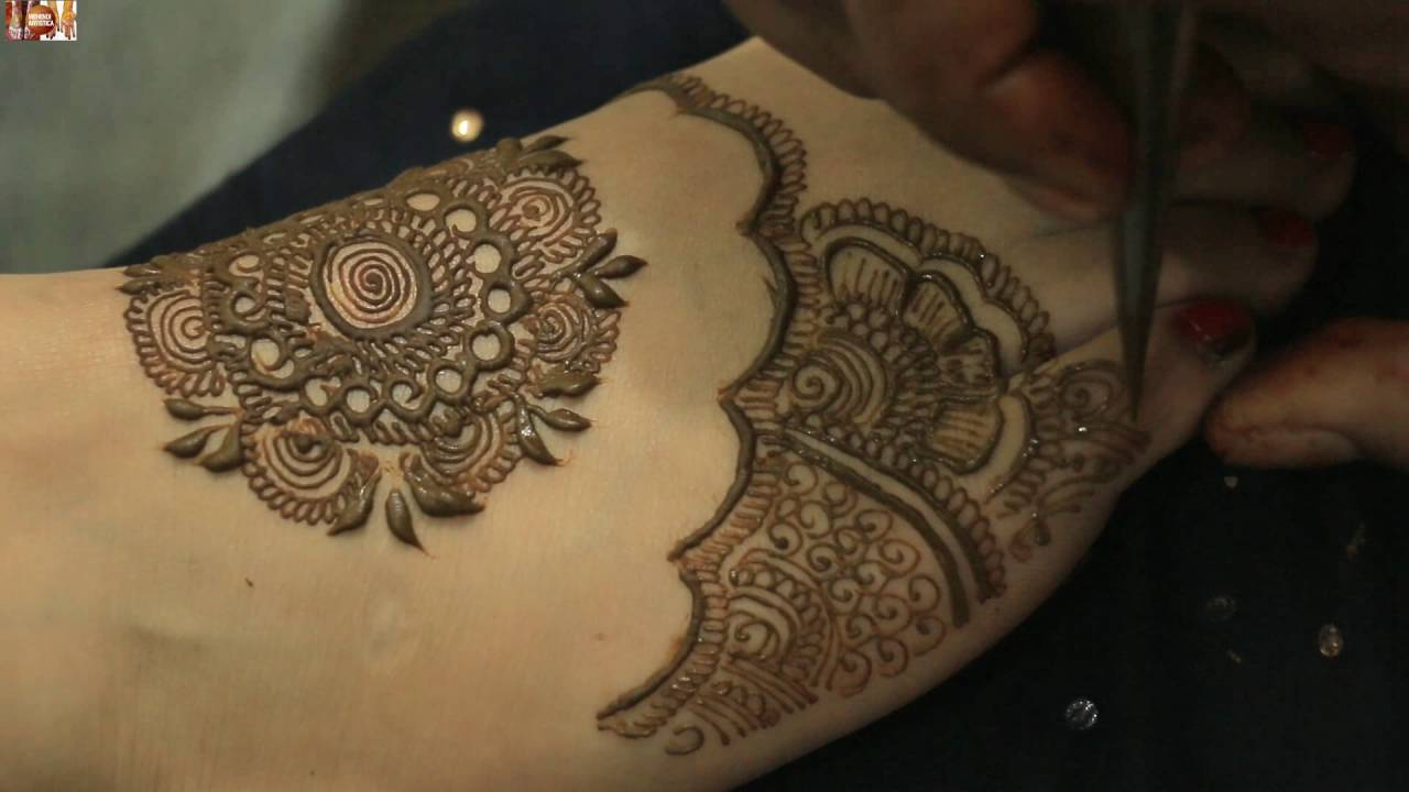 How To Do Henna Menndi Tattoo Designs On Legs 2016 Beautiful