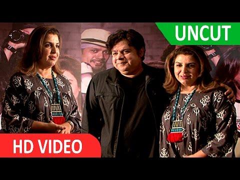 UNCUT | Press Conference | Association | Farah Khan | ITA School |