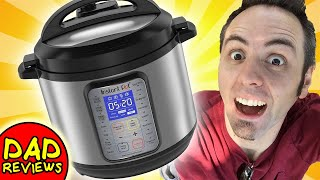 BEST ELECTRIC PRESSURE COOKER   Instant Pot Review