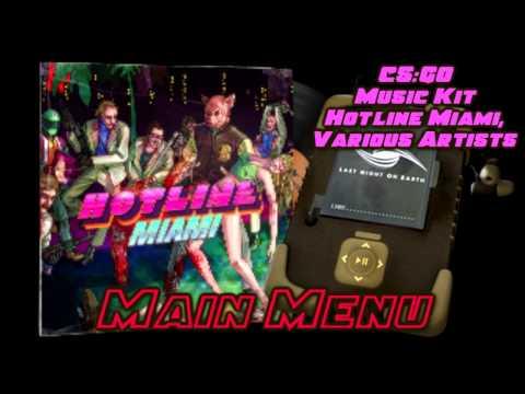 CS:GO Music Kit: Hotline Miami, Various Artists