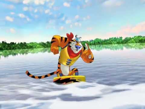 """Frosted Flakes  """"Wakeboard"""""""