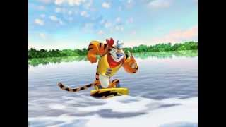 "Frosted Flakes  ""Wakeboard"""
