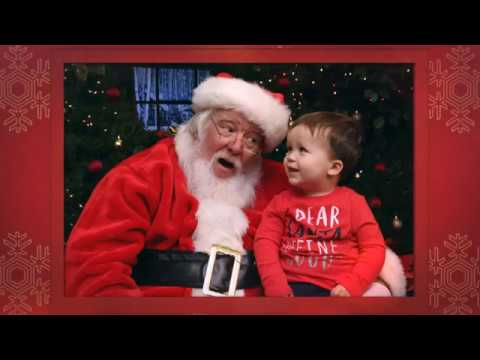 NWOSU Art Society's Photos with Santa & Holiday Gift Store for Kids 2017