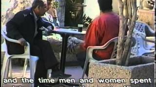 Left a film by Udi Aloni- The Arab Village Azmi Bishara 1996
