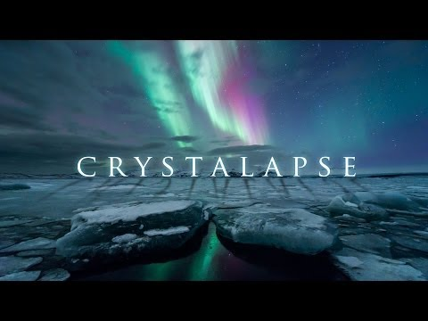 Crystalapse: Frozen in Timelapse (Iceland)