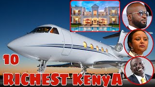 TOP 10 RICHEST KENYANS OF ALL TIME 2018》TOP TEN KENYA