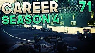 F1 2016 Career Mode Part 71: STRICT CORNER CUTTING