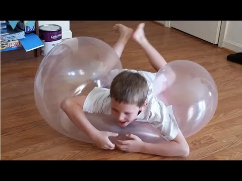 The Amazing Tear Resistant 25cm WUBBLE Bubble Ball - Banggood.com