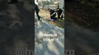 """В Запорожье полиция задержала """"закладчика"""""""