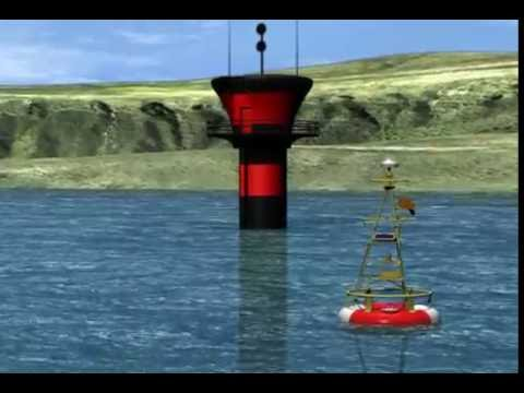 Tidal Power 3D Animated Video - Renewable Energy Educational Video