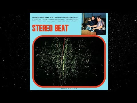 "Angel ""Pocho"" Gatti & Tullio Gallo - Stereo Beat (1967) Full Album LP"