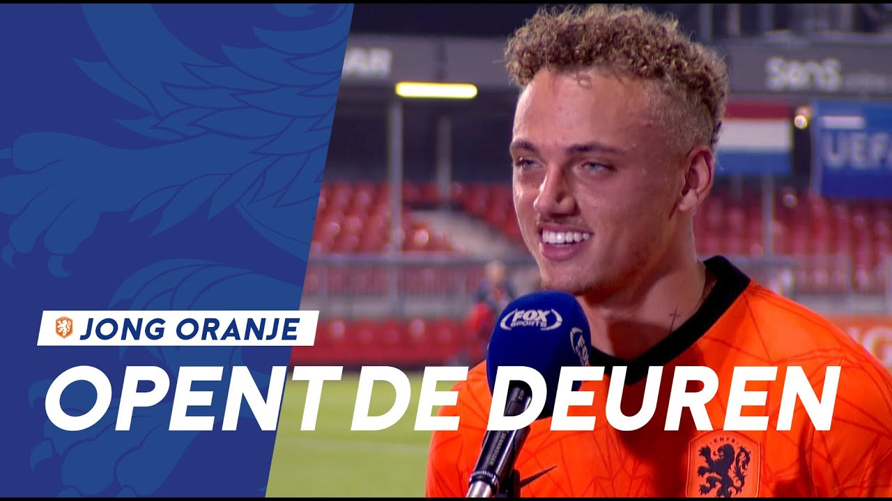 Jong Oranje opent de deuren #5 | Code Oranje