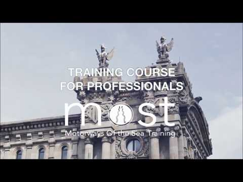 MOST Management:training course for professionals in maritime logistics and Motorways of the Sea