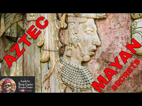 Aztec and Mayan hidden history