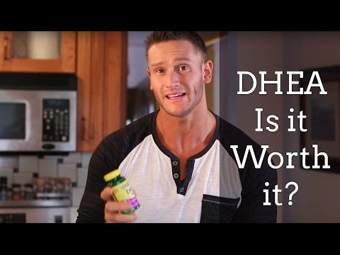 Build Muscle Density And Boost Metabolism With Dhea