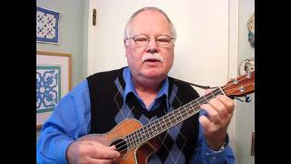 "TIPS & ADVICE - C Major Chromatic Scale Excercise - Taught by ""UKULELE MIKE"""