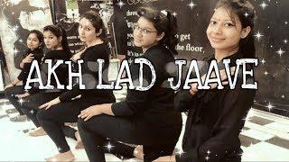 Akh Lad Jaave | Loveyatri | Dance choreography | Saraswati dance academy roorkee