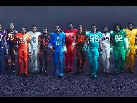 NFL Pump Up 2017-2018 -