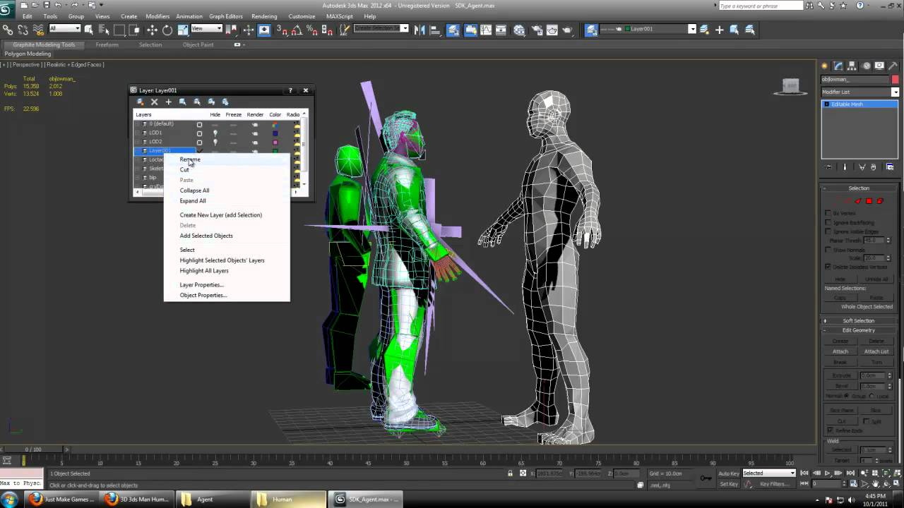 Cryengine 3 sdk (sandbox) tutorial part 6: vegetation indie db.