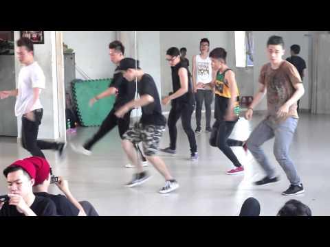 Triều Choreography