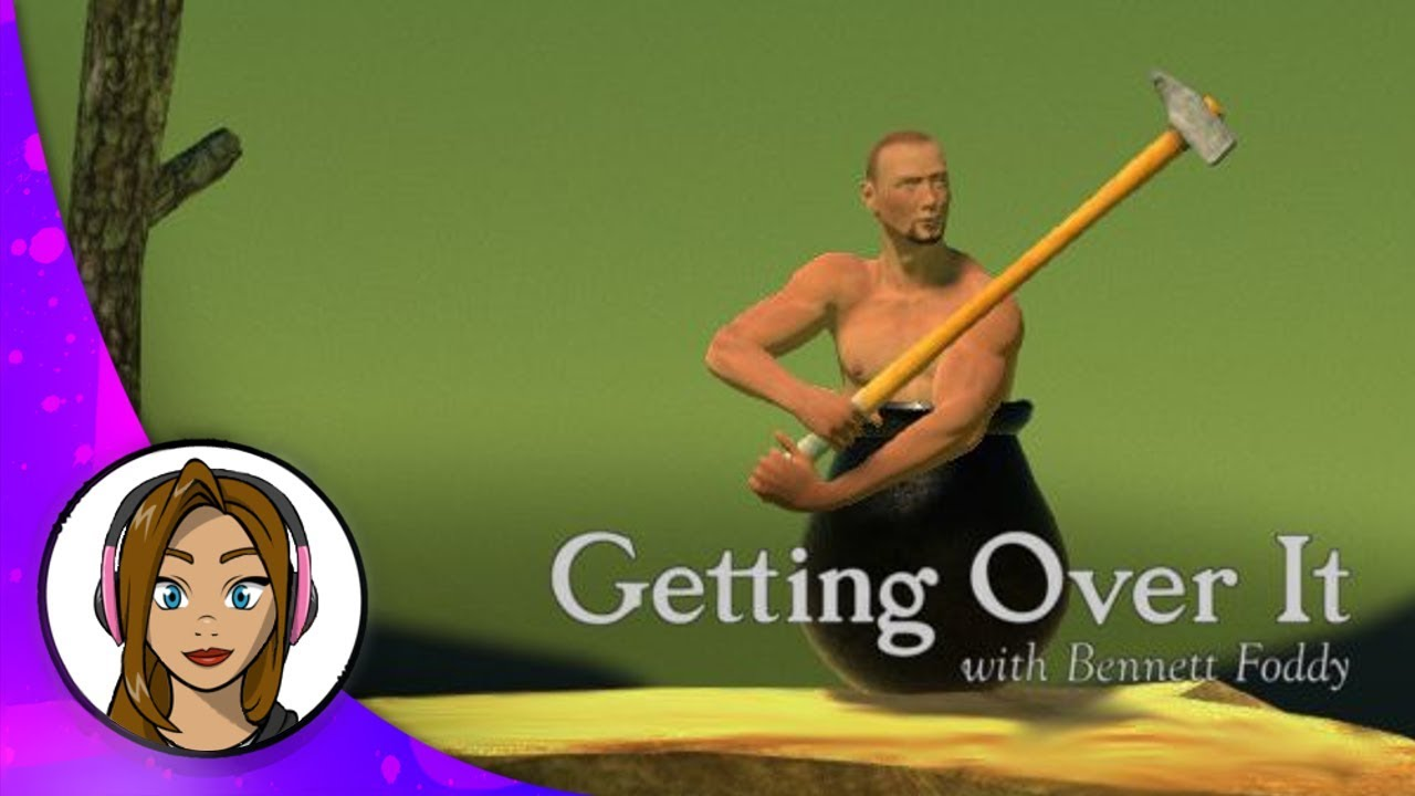 THIS WILL DRIVE ME INSANE! Getting Over It Gameplay