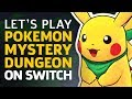 Turning Into Pokemon For Mystery Dungeon: Rescue Team DX