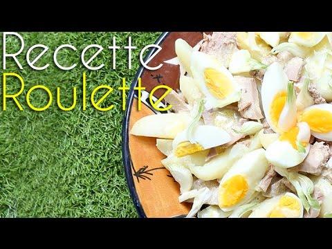 Salade de pommes de terre camarguaise