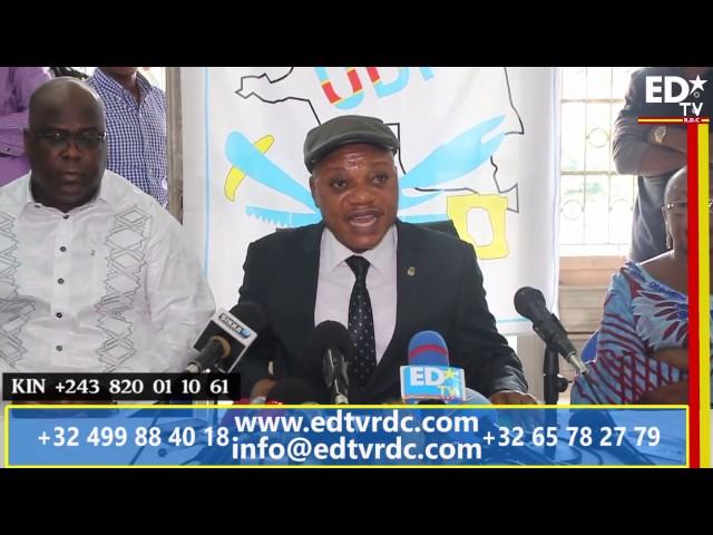 EN ORDRE DE BATAILLE UDPS FAIT LE POINT SUR L'ACTUALITÉ D'AVANT LE 19 DÉCEMBRE 2016