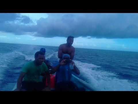 Spearfishing trip ...Yadua Island..Bua