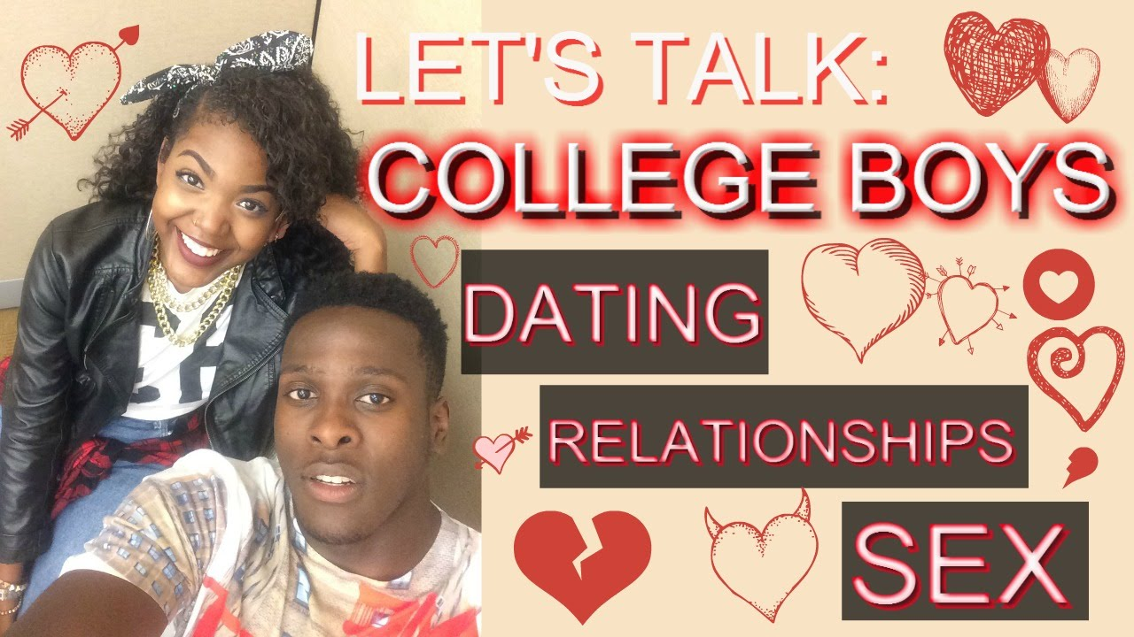 Dating and sex in college
