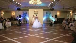 Свадебные платья 2014 от Оксаны Мухи