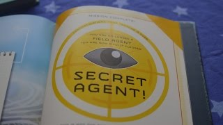 Lonely Planet Kids: How to be an International Spy Book Review