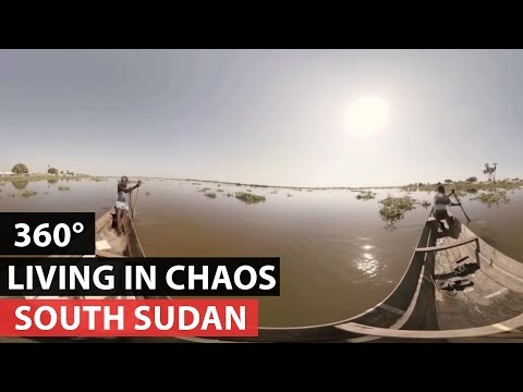 360° | South Sudan Forced to live in chaos and poverty