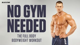 No Gym Needed - The Full Body Bodyweight Workout screenshot 2