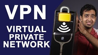 What is VPN ? | Virtual Private Network Working | How To Access Blocked Websites in INDIA