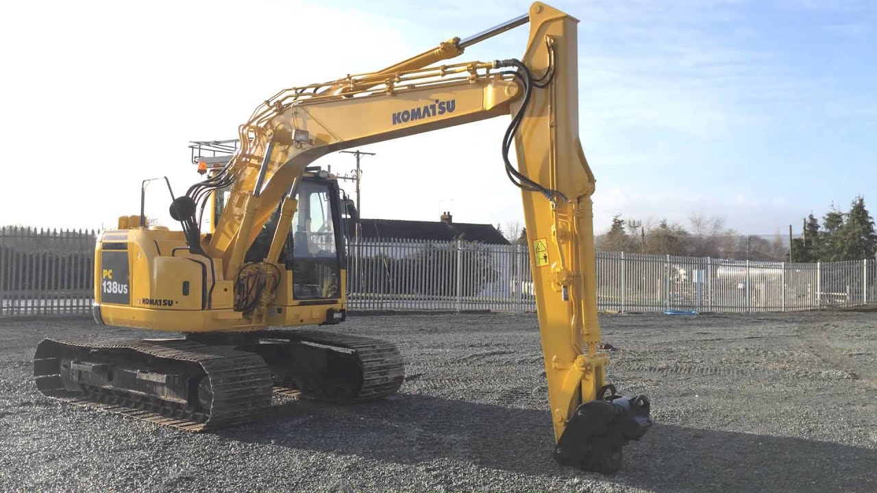 maxresdefault komatsu pc138 for sale youtube  at bayanpartner.co