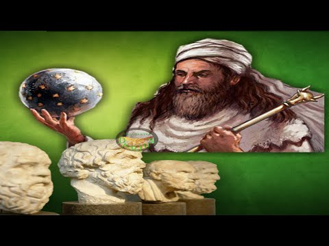 Iranian Culture / Zarathustra's Influence on Greek Philosophy