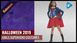 Top 10 Girls Superhero Costumes 2019