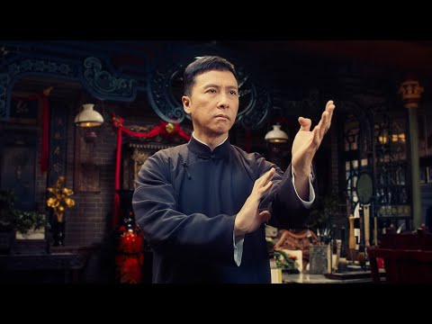 'Ip Man 4: The Finale' Trailer